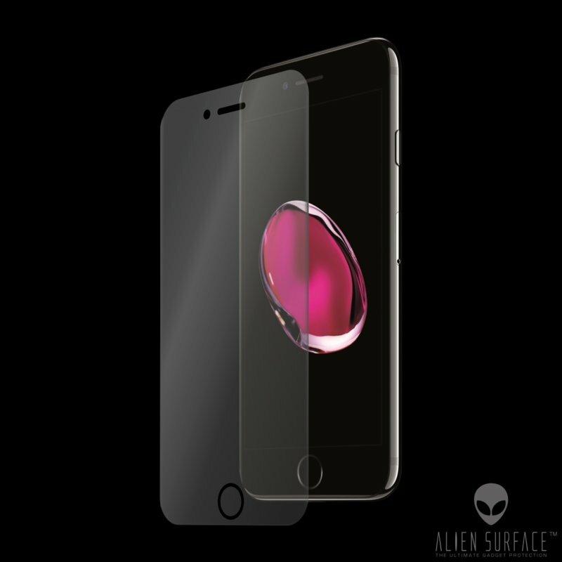 Folie 360° iPhone SE 2, SE 2020 Alien Surface ecran, spate, laterale, camera - Clear