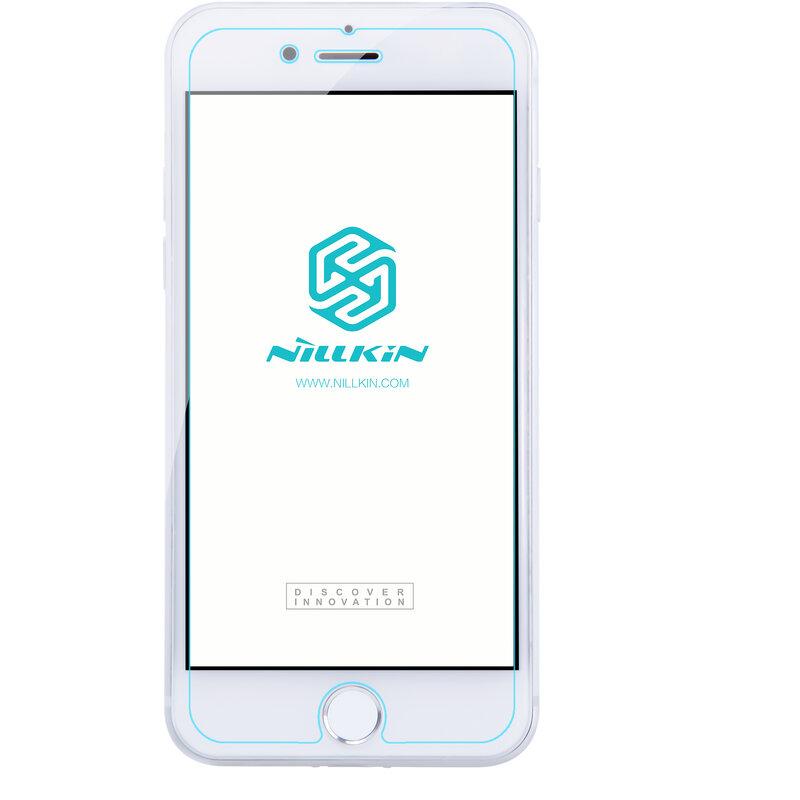 Folie Sticla iPhone SE 2, SE 2020 Nillkin Amazing H - Clear