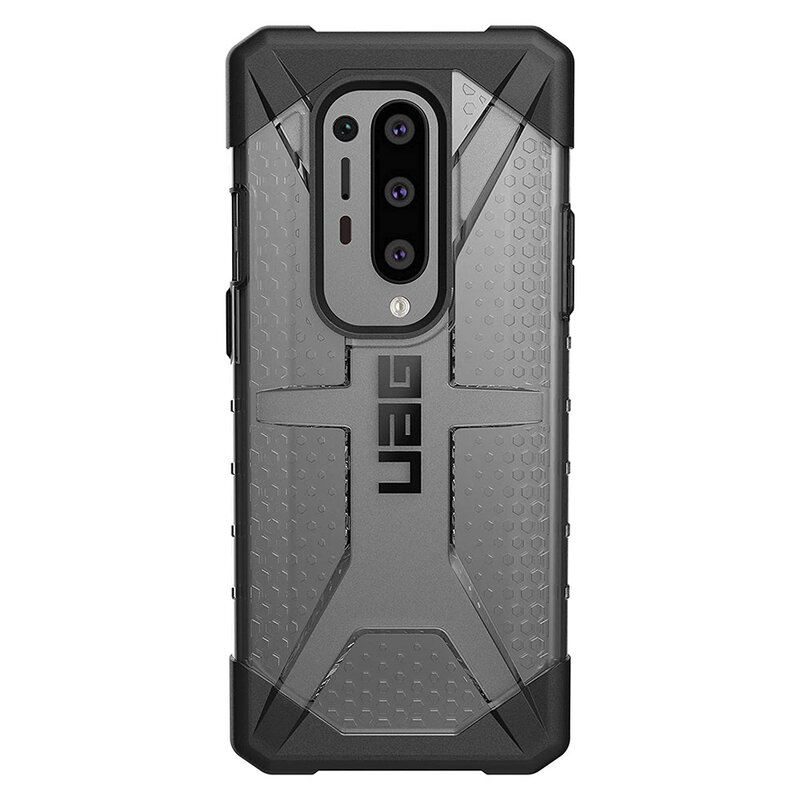 Husa OnePlus 8 Pro UAG Plasma Series - Ice