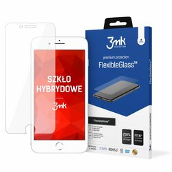 Folie iPhone 7 3MK Flexible Glass - Clear