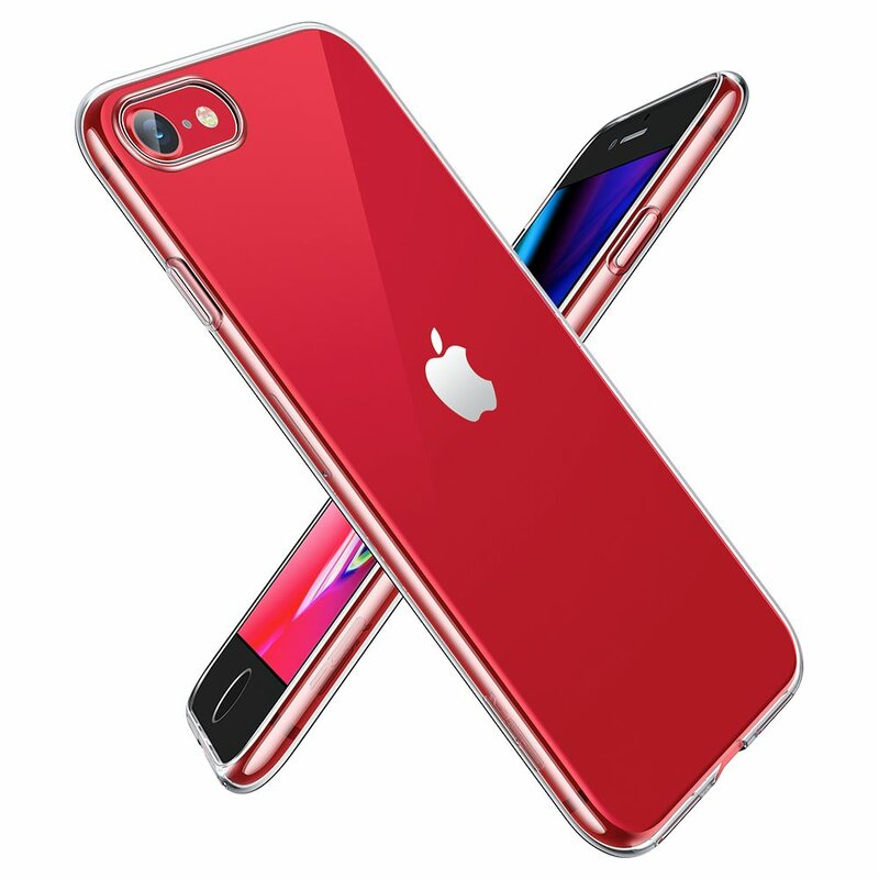 Husa iPhone SE 2, SE 2020 ESR Essential Zero - Clear