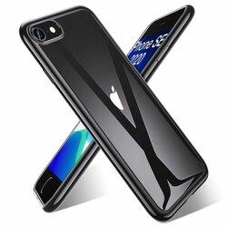 Husa iPhone SE 2, SE 2020 ESR Essential Crown - Black