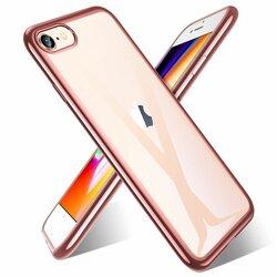 Husa iPhone 8 ESR Essential Crown - Rose Gold
