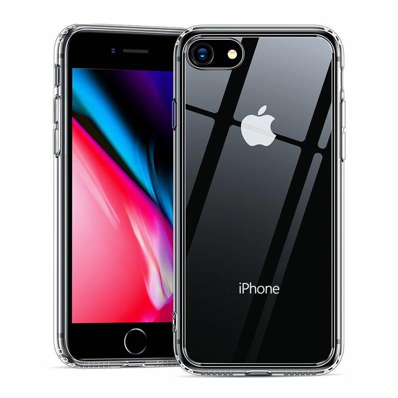 Husa iPhone 8 ESR Ice Shield - Clear