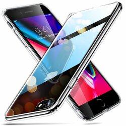 Husa iPhone SE 2, SE 2020 ESR Ice Shield - Clear