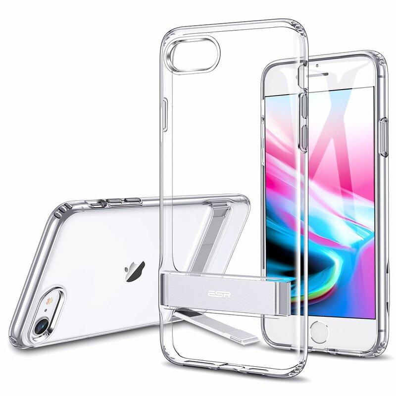 Husa iPhone 7 ESR Air Shield Boost - Clear