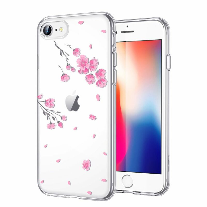Husa iPhone 7 ESR Mania - Cherry Blossom