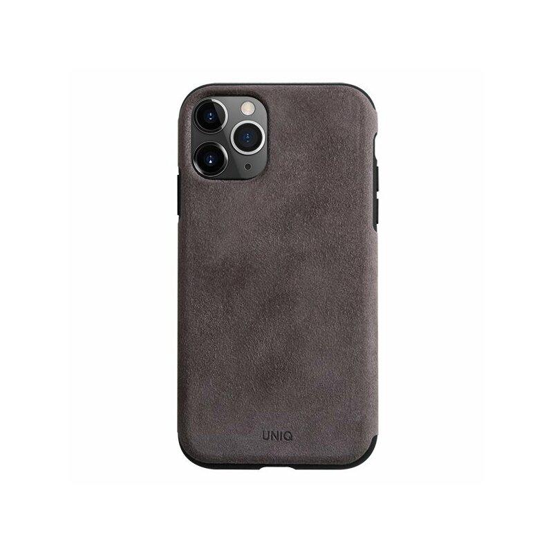 Husa iPhone 11 Pro Max Uniq Sueve - Taupe