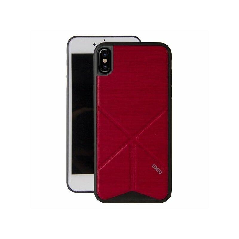 Husa iPhone XS Uniq Transforma - Red