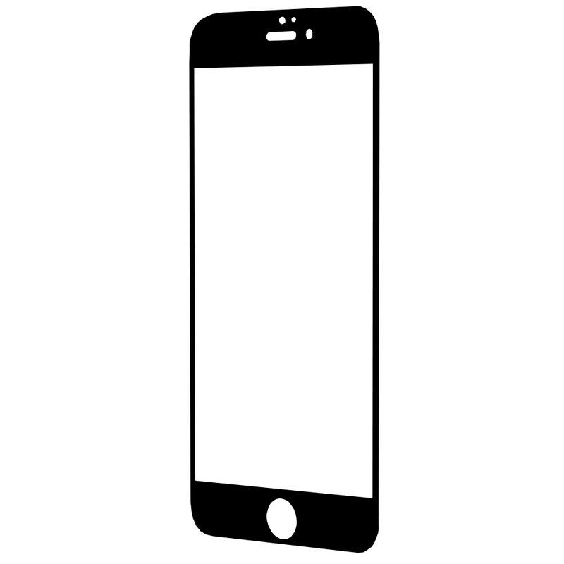 Folie iPhone 6 Plus / 6s Plus Blueo Type Gorilla Glass Anti-Explode - Negru