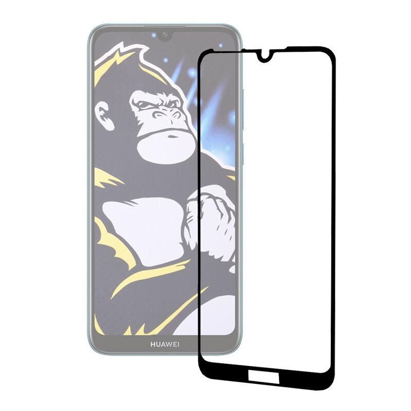 Folie Huawei Y6 2019 Blueo Type Gorilla Glass Anti-Explode - Negru