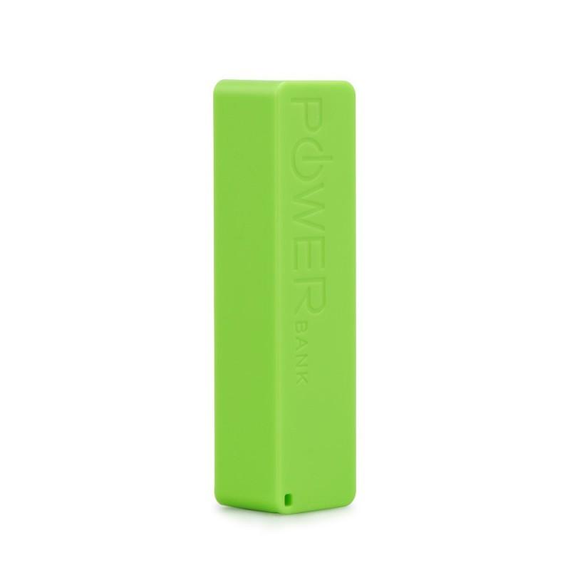 Acumulator extern Blun PERFUME 2600 mAh - Verde