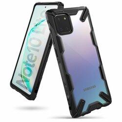 Husa Samsung Galaxy Note 10 Lite Ringke Fusion X - Black