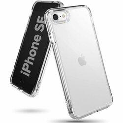 Husa iPhone SE 2, SE 2020 Ringke Fusion - Clear