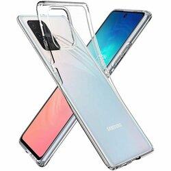 Husa Samsung Galaxy S10 Lite Spigen Liquid Crystal - Crystal Clear
