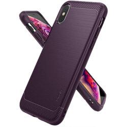 Husa iPhone XS Ringke Onyx - Lilac Purple