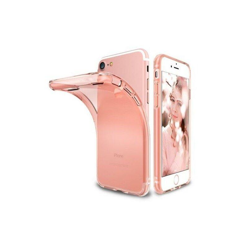 Husa iPhone 7 Ringke Air Rose Gold