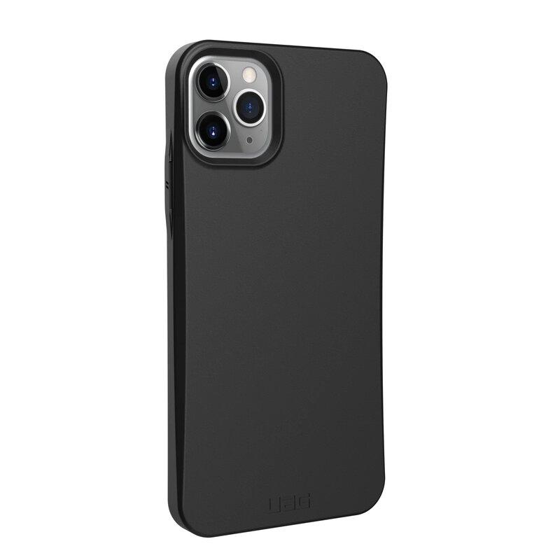 Husa iPhone 11 Pro Max UAG Outback Biodegradable - Black