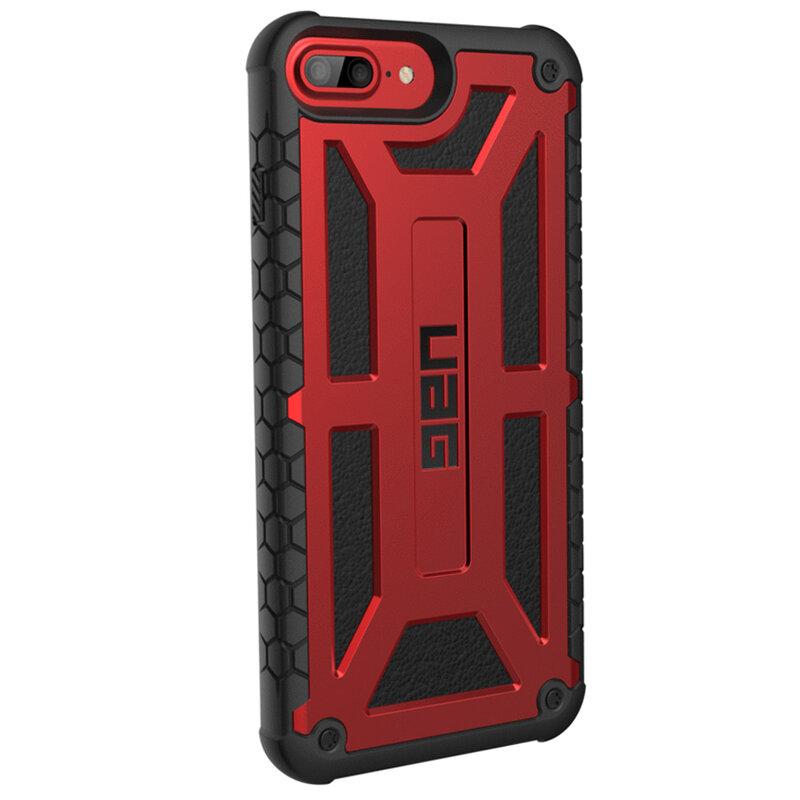 Husa iPhone SE 2, SE 2020 UAG Monarch Series - Crimson