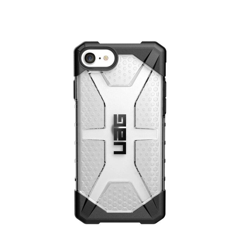 Husa iPhone 7 UAG Plasma Hybrid - Ice