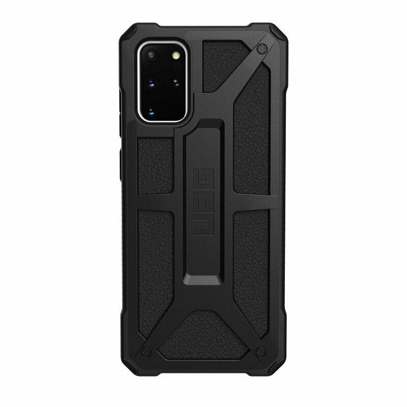 Husa Samsung Galaxy S20 Plus 5G UAG Monarch Series - Black