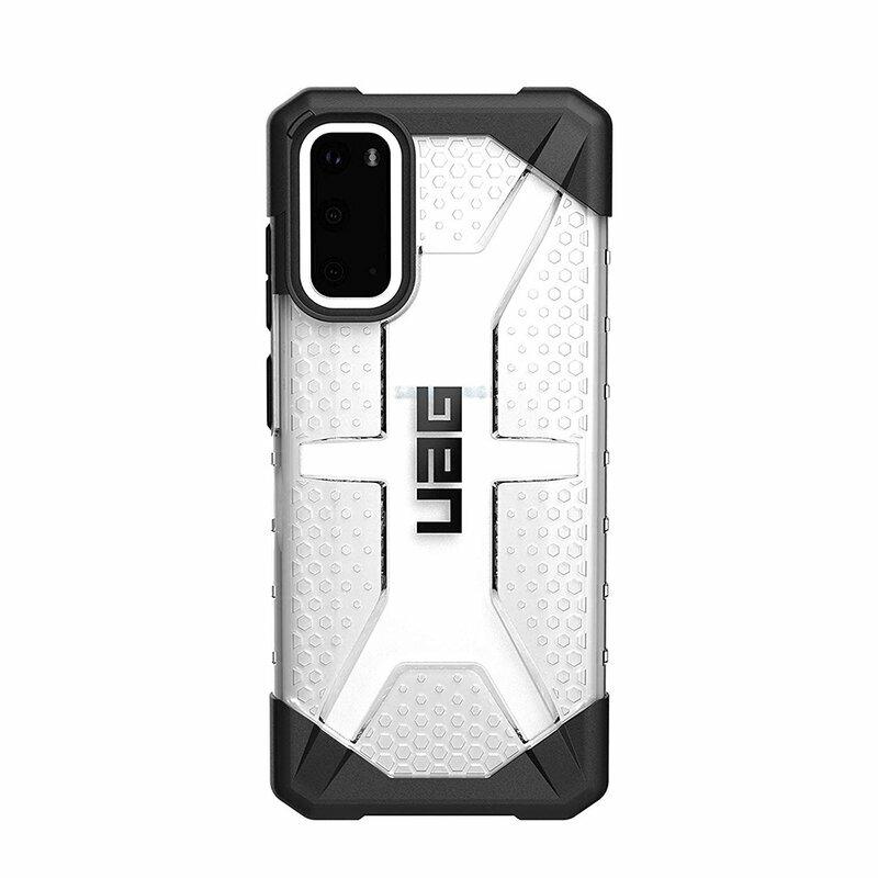 Husa Samsung Galaxy S20 Plus 5G UAG Plasma Series - Ice
