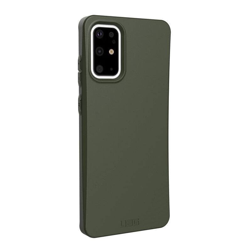 Husa Samsung Galaxy S20 Plus UAG Outback Biodegradable - Olive