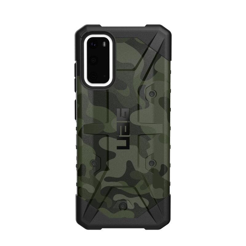 Husa Samsung Galaxy S20 5G UAG Pathfinder Series - Forest Camo