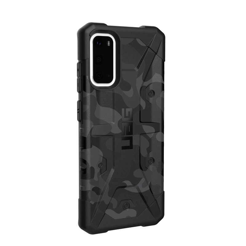 Husa Samsung Galaxy S20 UAG Pathfinder Series - Midnight Camo