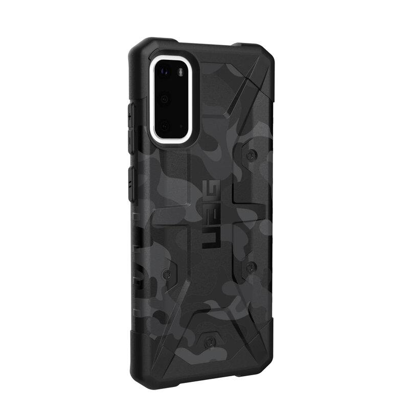 Husa Samsung Galaxy S20 5G UAG Pathfinder Series - Midnight Camo