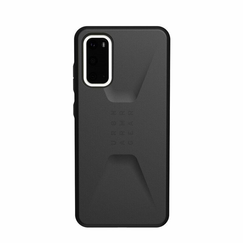 Husa Samsung Galaxy S20 5G UAG Civilian Series - Black