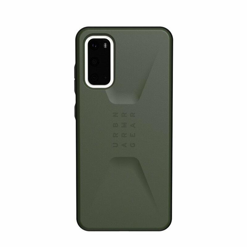 Husa Samsung Galaxy S20 5G UAG Civilian Series -  Olive Drab