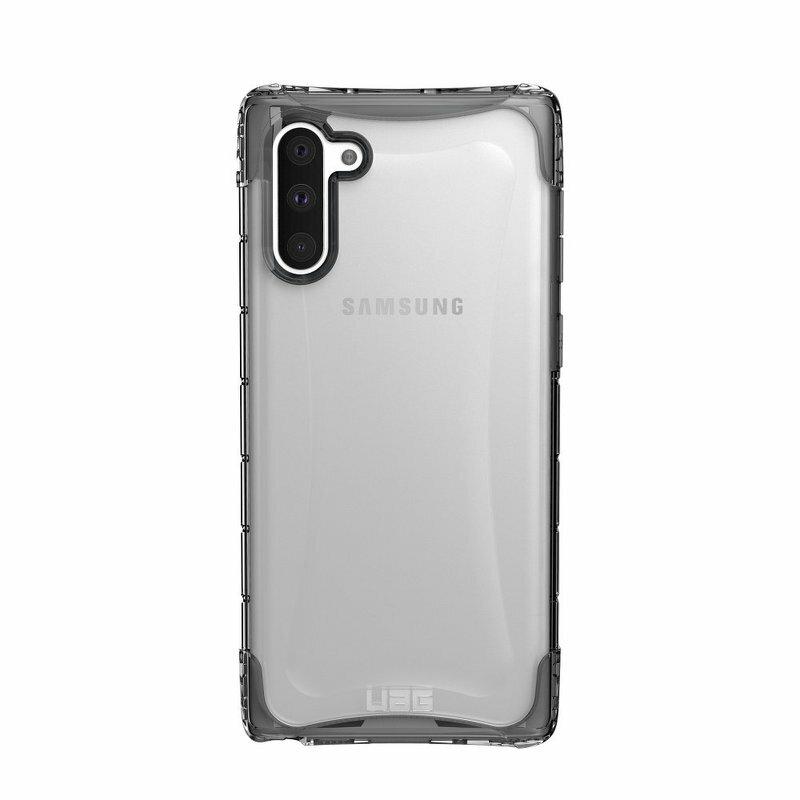 Husa Samsung Galaxy Note 10 5G UAG Plyo Series - Transparent