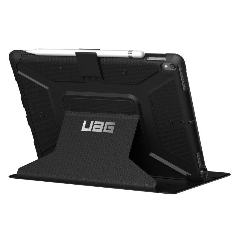 Husa Apple iPad Pro 2017 10.5 A1701/A1709 UAG Metropolis - Black