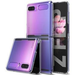 Husa Samsung Galaxy Z Flip Ringke Slim - Clear
