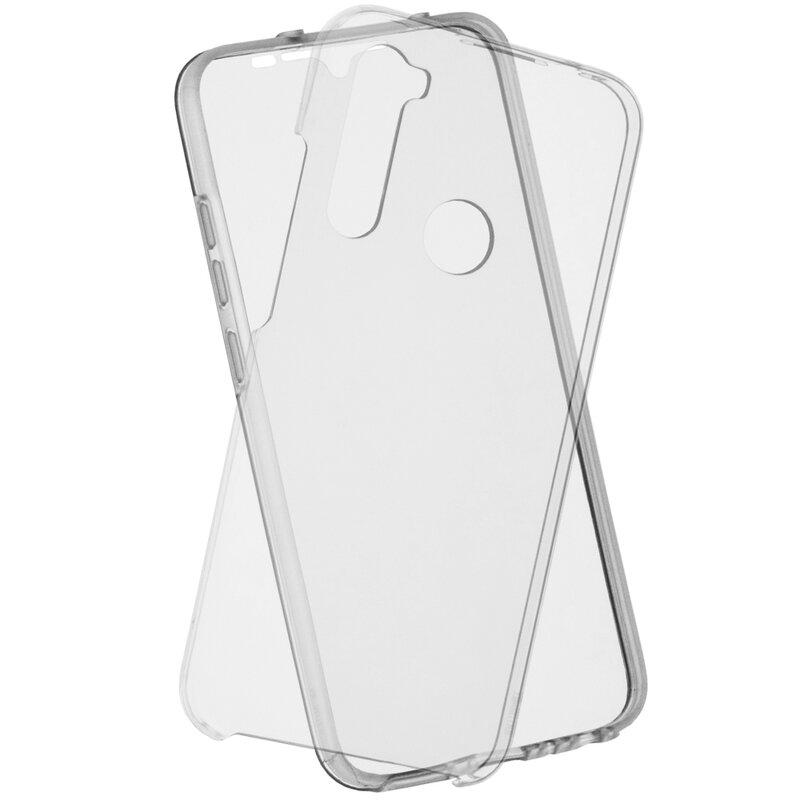 Husa Xiaomi Redmi Note 8 FullCover 360 - Transparent