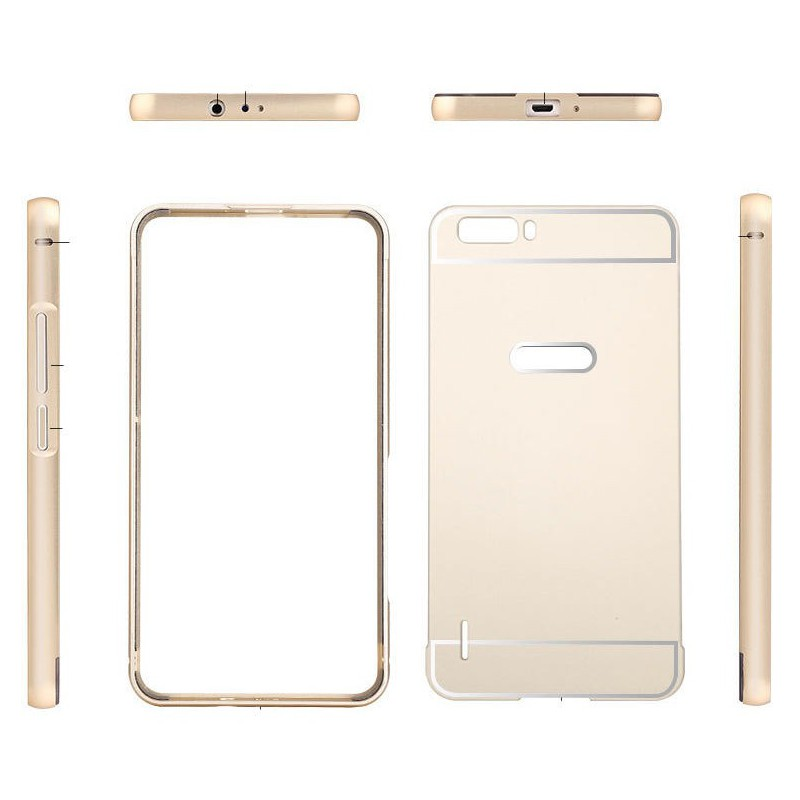 Bumper Huawei Honor 6 Plus / Honor 6X - Auriu