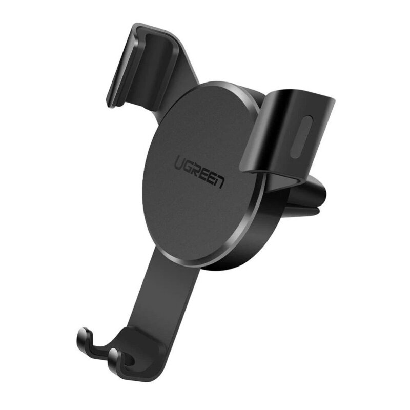 Suport Auto Ugreen Gravity Drive Air Vent Mount Phone Holder Universal - Black
