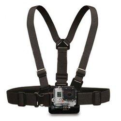 Banda Suport Piept GoPro Universal Adjustable Chest Mount Harness Strap - Negru