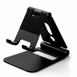Suport Birou Ringke Super Folding Mobile Stand Foldable Pentru Telefon/Tableta - Black