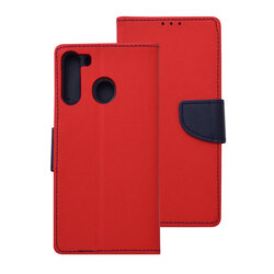 Husa Samsung Galaxy A21 Flip MyFancy - Rosu
