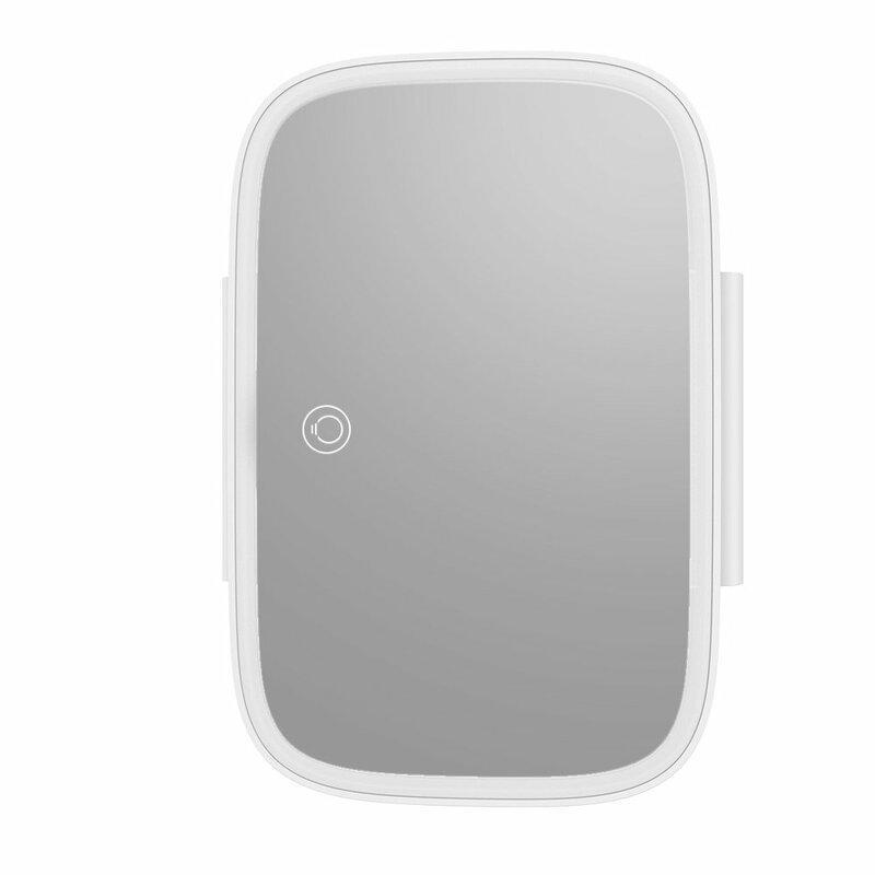 Oglinda Habitaclu Baseus Delicate Queen Car Touch Up Mirror Mobila Universala - CRBZJ01-02 - White