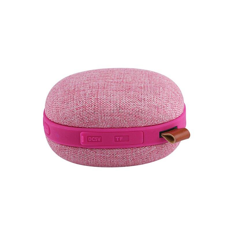 Boxa Portabila Awei Y260 Bluetooth Speaker Universal Wireless 6W Waterproof IPX4 - Pink