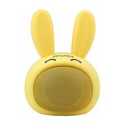 Boxa Portabila Awei Y700 Mini Rabbit Bluetooth Wireless Speaker Universala Pentru Copii 3W - Yellow