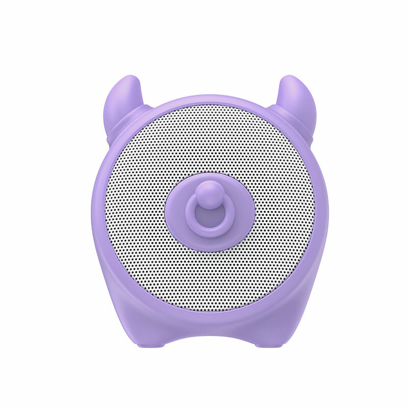 Boxa Portabila Baseus E06 Chinese Zodiac Wireless Bluetooth Speaker Pentru Copii 5W - NGE06-05 - Cow