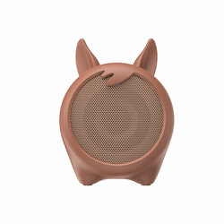 Boxa Portabila Baseus E06 Chinese Zodiac Wireless Bluetooth Speaker Pentru Copii 5W - NGE06-08 - Horse