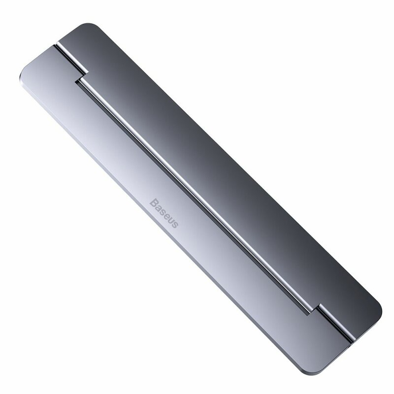 Suport Laptop Baseus Papery Universal Stand Pliabil - SUZC-0G - Dark Grey