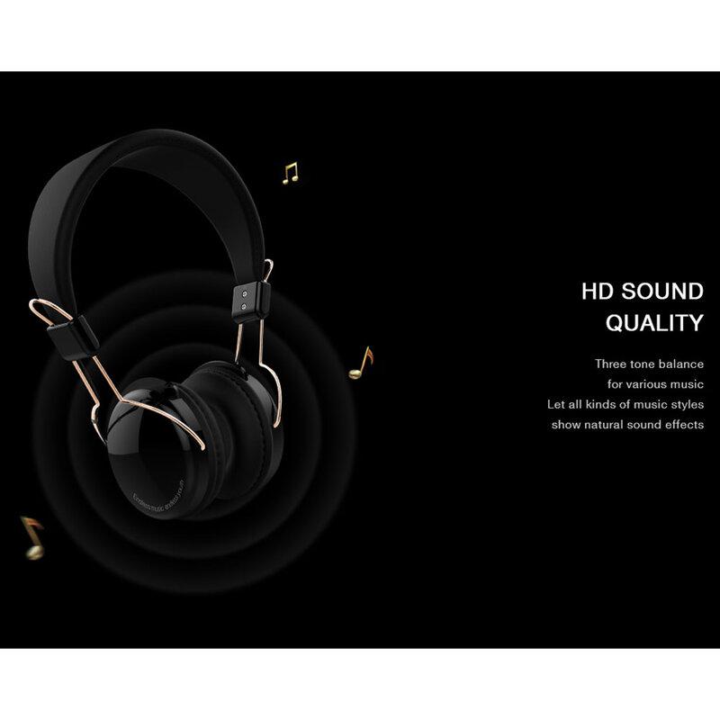 Casti On-Ear Wired Recci Angel REH-B02 - Alb