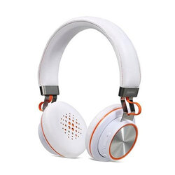 Casti On-Ear Remax Bluetooth Headset Hi-Res Audio Wireless - RB-195HB - White