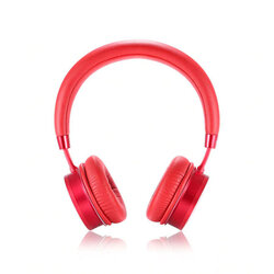 Casti On-Ear Remax Wireless Stereo Headphone Bluetooth V4.2 - RB-520HB - Red